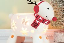 Christmas at PartyLite / www.partylite.com / by PartyLite