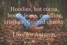Autumn :) / by Rachel Benavides