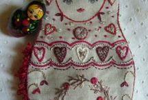 Babushka or Russian dolls  / by Jules Cunningham