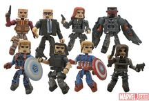 Marvel Toys, Statues & Figures / by Marvel Entertainment