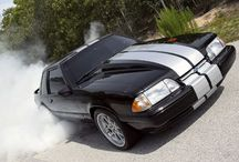 1992 Ford Mustangs / 1992 Ford Mustangs / by StangBangers