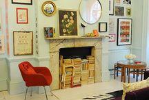 Apartment/Interiors / by Meryl Rowin