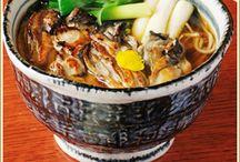 Japanese Yummy Food! / 日本の料理 / 日本の美味しそうな料理たちです / Beautiful Japanese foods! / by Aiyama Kimono / あい山本屋 リサイクル着物専門店