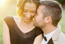 Inspiration: Couples / Professional photographs of couples  / by Samantha Melanson