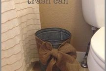Bathroom Ideas / by Kristen Nass