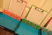 Organized Classroom / by Kristin Hinck