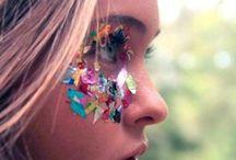 Make-up / by Riley Merdinian