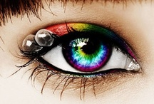 Beauty ~ Eyes & Make Me Up ~ / by Sue Berberick