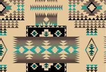 native american patterns / by Shauna Reed
