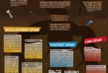 Search Engine Optimization Infographics / by Ralph Ruckman