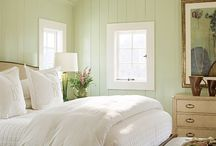 Dreamy Bedrooms- Cozy/Country or Rustic / by Kate McEntire Jeter