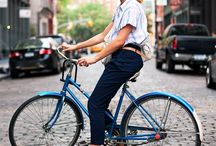 Cycle in Style / by California Closets and American Vintage