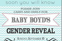 Gender Reveal Party / by Tay Hempleman