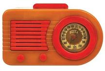 Vintage radios / by Debra Houston