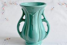 McCoy pottery / by Amanda Moore