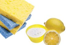 Home remedy cleaning ideas / by Dianne Kartes