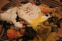 Healthy Dinners I will make (someday) / by Sarah Henige