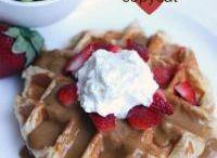 Breakfast ideas! / by Amanda Sidock