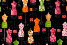 Fabric love! / by Tammie B