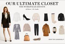 Work Wear / by Shawn Mueller-Boddy