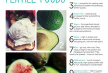 Fertility foods / by Bethany Blasi-Lopez