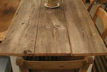 tables / by beachcomber