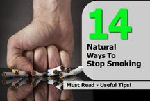 Stop Smoking / by Joann Bingaman