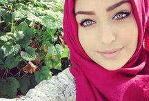 Hijab / by Maximus ♥Damascus Man