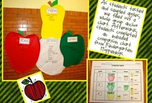 Apples for Kinder / If you are doing an apple theme then this is the board to follow!  Apple ideas that are good for kinder aged learners! / by Simply Kinder