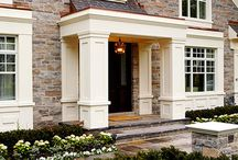 Beautiful Homes / by Elizabeth Roberts