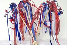 4th of July Decorations / by Jill Turpin