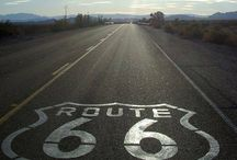 Route 66 The Mother Road / by Alesha Jones