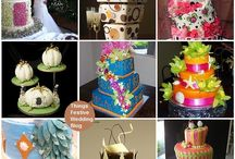 decorated cakes for Kay / by Arlene Grebenc