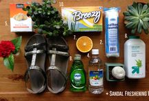 Shoe Care Tips and Tricks / Ways to keep your shoes looking, feeling…even smelling their best.  / by Schuler Shoes