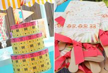 Birthday party ideas / by Liz Humble