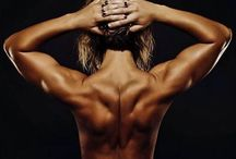 Back workout / by Sierra Foster