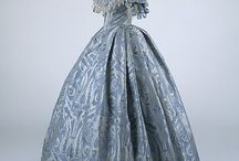 Historical ball gowns / by Stephanie Collins
