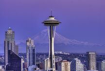 The Seattle Scene / My new home / by Rahel O'Mara