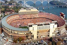Stadiums, ballparks, arenas / by Nat Ellena