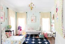 new nursery... / by Colleen Shively