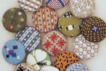 Vintage Buttons / by The Daily Button