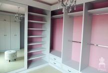 Closet & Laundry Room / by Devann Murphy