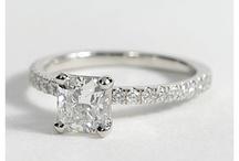Future Wedding Ring Ideas. / by Brytne Prater