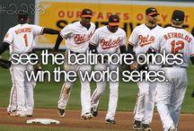 Baltimore Orioles / by Janet Debole