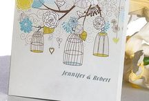 Romantic Wedding Invitations / by InvitesWeddings