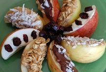 healthy desserts / by Theodore Morse