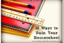 Homeschool Articles / by Monica Maxwell