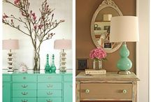 Furniture - Storage - Drawers / by Claudia