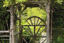 Gardens and gates / by Cheryl Velasquez