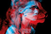 Digital Compositions / by Naz Gurler